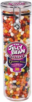 The Jelly Bean Factory Gourmet Jelly Beans Spaghetti Jar (1500 g)
