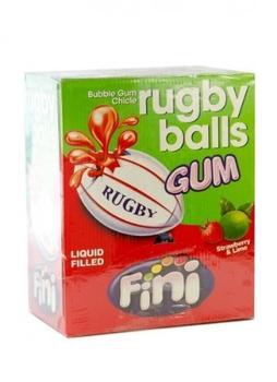 Fini Rugby Balls Gum (200 Stück)