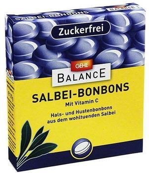 Gehe Balance Salbeibonbons zuckerfrei (37 g)