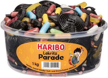 Haribo Lakritz-Parade 1kg