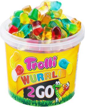 Trolli Wurrli 2Go Travelbox (150g)