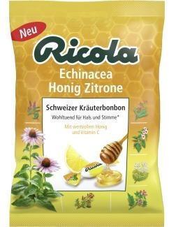 Ricola Echinacea Honig Zitrone (75g)