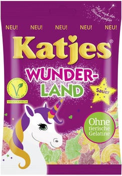 Katjes Wunderland Sauer (200g)