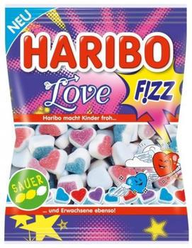 Haribo LOVE Fizz (175g)