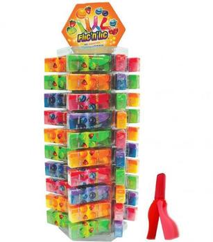 Tri d'Aix Flic'n'lic Natural Tower Klapp-Lollis (100 Stk.)