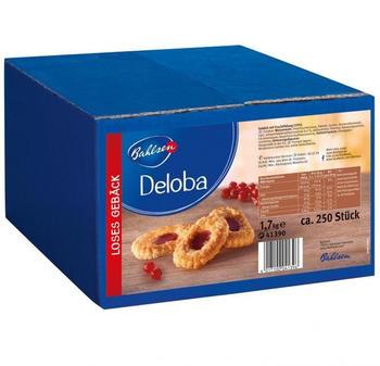 Bahlsen Deloba Blätterteig-Kekse Großpackung (250 Stk.)