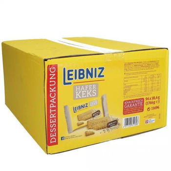 Leibniz Haferkeks Großpackung (96x19g)