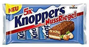 Knoppers Nussriegel (5x200g)