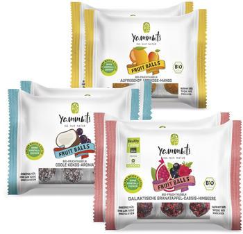 Yammbits Bio Fruit Balls (6er-Set)