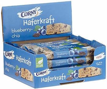 Corny Haferkraft Blueberry Chia (12x65g)