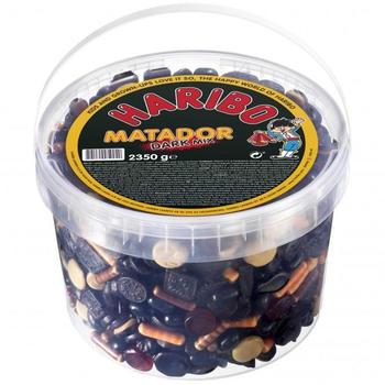 Haribo Matador Mix Dark (2,35kg)