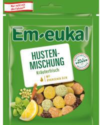 Soldan Em-eukal Husten-Mischung Kräuterfrisch Gummibonbons (90g)