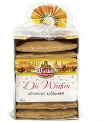 Wicklein Die Weißen Nürnberger Lebkuchen (450 g)