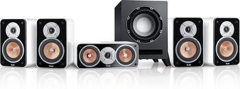 Teufel Ultima 20 Surround 5.1-Set weiß