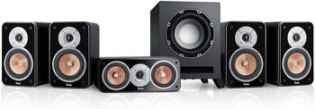Teufel Ultima 20 Surround 5.1-Set schwarz