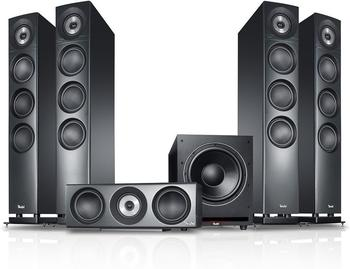 Teufel Definion 3 Surround Power Edition 5.1-Set anthrazit