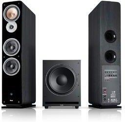 Teufel Ultima 40 Aktiv Club Edition schwarz