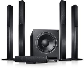 Teufel LT 4 Power Edition XL 5.1-Set L schwarz