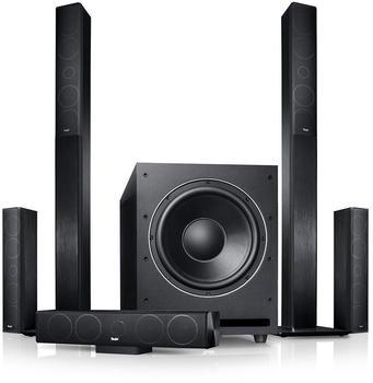 Teufel LT 4 Power Edition XL 5.1-Set M schwarz