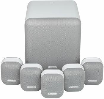 Monitor Audio Mass 5.1 weiß/grau