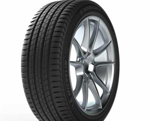 Michelin Latitude Sport 3 235/55 R19 101V MO