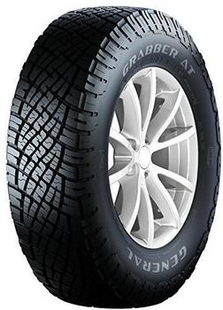 General Tire Grabber AT3 275/45 R20 110H
