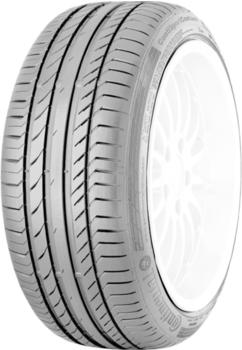 Continental ContiSportContact 5 255/45 R19 100V Seal