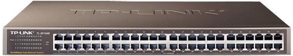 TP-Link 48-Port Fast Ethernet Rackmount Switch (TL-SF1048)