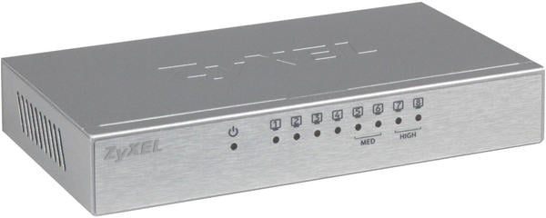 Zyxel 8-Port Gigabit Switch (GS-108B)