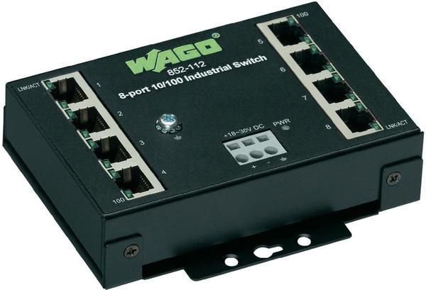 Wago Industrial Eco Switch