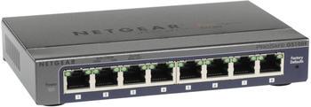 Netgear 8-Port Gigabit Switch (GS108Ev3)