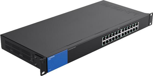 Linksys 24-Port Gigabit Switch (LGS124)