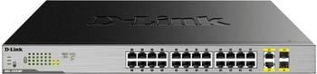 D-Link 26-Port Gigabit PoE Switch (DGS-1026MP)