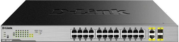 D-Link 26-Port Gigabit PoE Switch (DGS-1026MP)