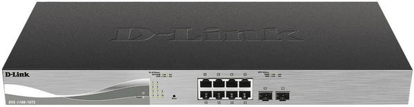 D-Link 8-Port 10GBASE-T Switch (DXS-1100-10TS)
