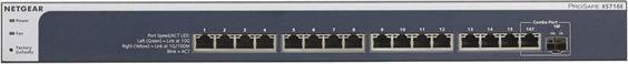 Netgear 16-Port 10G Switch (XS716E)