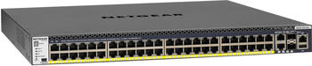Netgear 52-Port Gigabit PoE Switch (GSM4352PB)