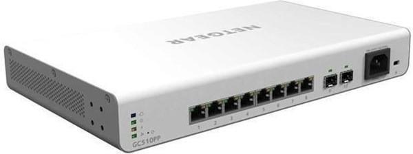 Netgear Smart Cloud Switch (GC510PP)