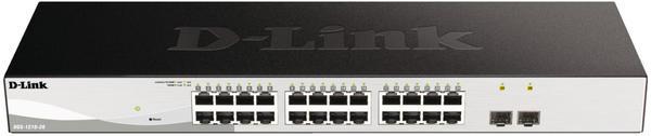 D-Link 26-Port Gigabit Switch (DGS-1210-26)