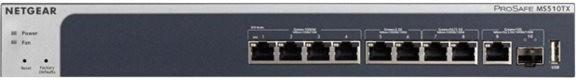 Netgear 8-Port Multi-Gigabit Switch (MS510TX)