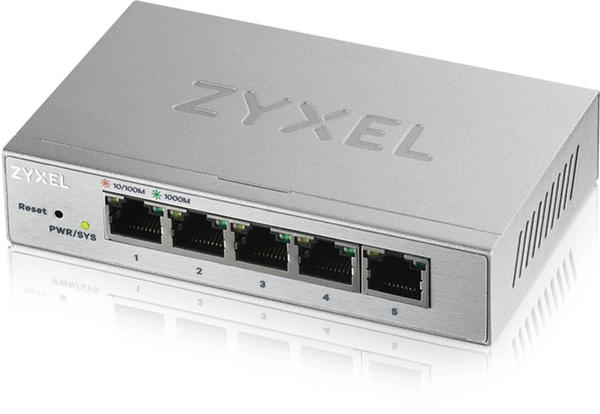 Zyxel 5-Port Gigabit Switch (GS1200-5)