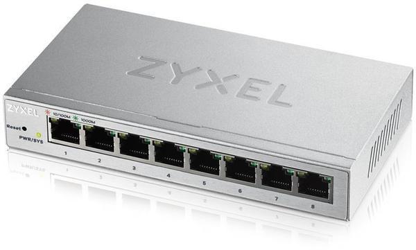 Zyxel 8-Port Gigabit Switch (GS1200-8)