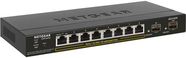 Netgear Gigabit PoE Switch (GS310TP)