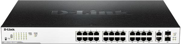 D-Link 26-Port Gigabit PoE Switch (DGS-1100-26MP)