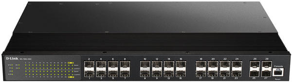 D-Link 28-Port Switch (DIS-700G-28XS)