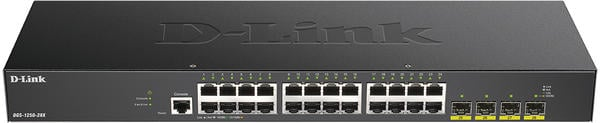 D-Link 28-Port Switch (DGS-1250-28X)