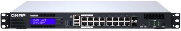 QNAP QGD-1600P-8G
