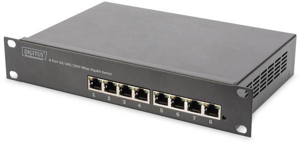 Digitus 8-Port Gigabit Switch (DN-80114)