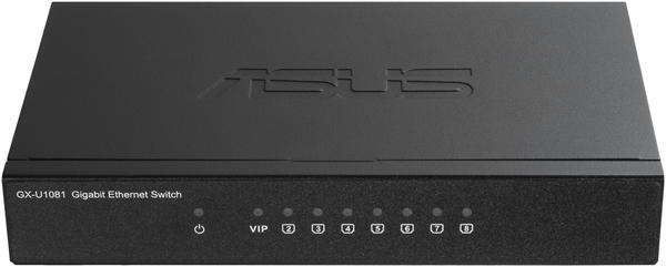 Asus 8-Port Gigabit Switch (GX-U1081)