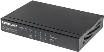 Intellinet 5-Port Gigabit PoE+ Switch (561174)